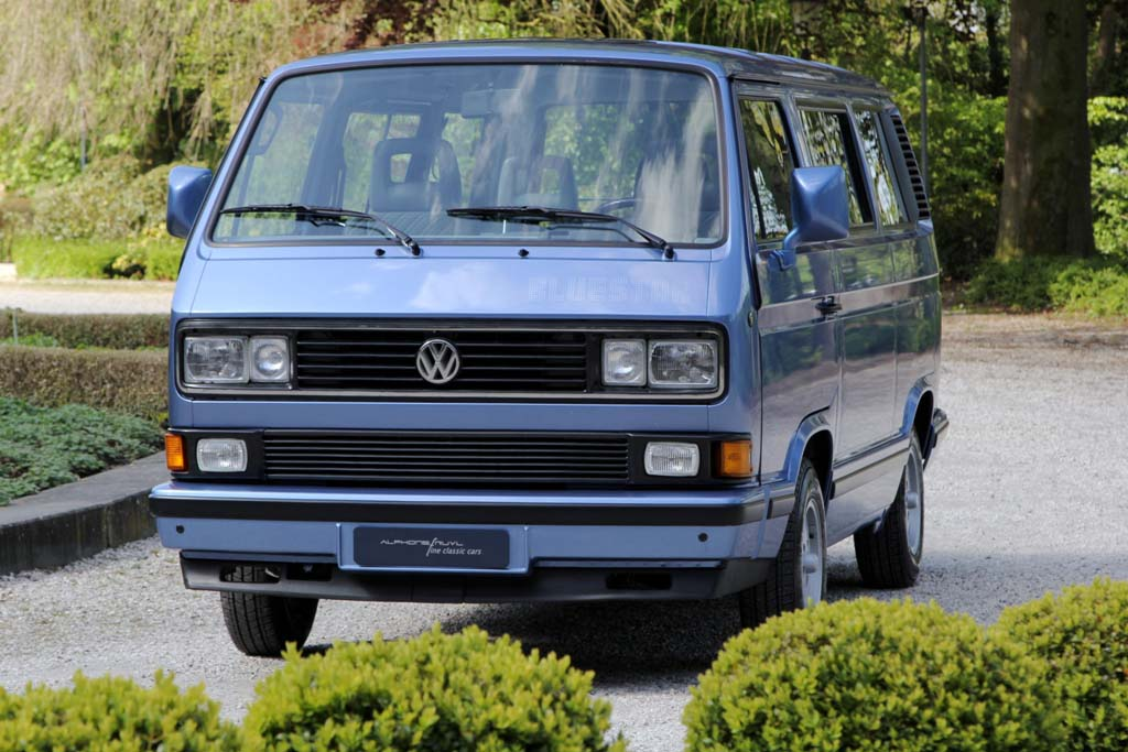 volkswagen t3 multivan hannover edition blue star. Black Bedroom Furniture Sets. Home Design Ideas